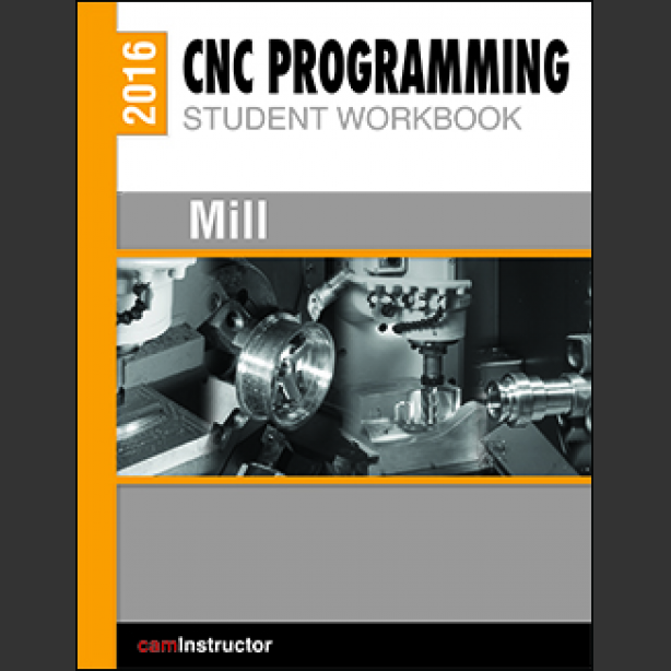 Preview of CNC Programming Workbook for Milling