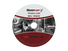 Preview of Mastercam Training Guide - Mill 2D &3D
