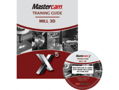 Preview of Mastercam X5 Training Guide - Solids