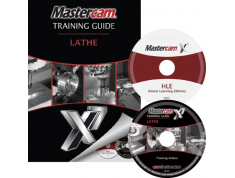 Preview of Mastercam X7 Training Guide - Lathe