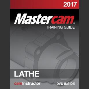 Mastercam 2017 - Lathe