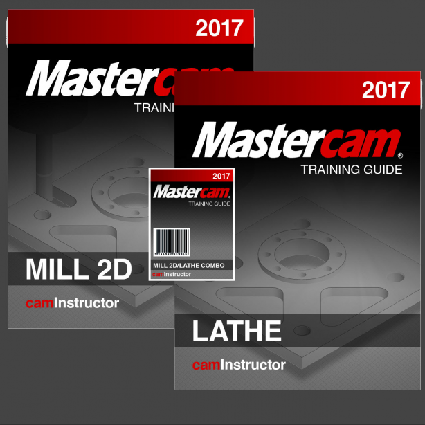 mastercam 2017 training guide mill 2d lathe caminstructor rh caminstructor com Black Mill Mastercam mastercam 2017 training guide- mill 2d