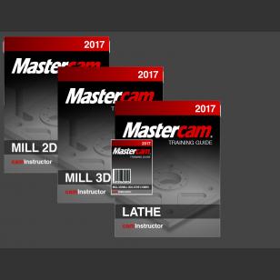 Mastercam 2017 - Mill 2D&3D/Lathe