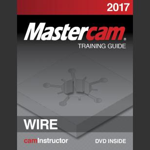 Mastercam 2017 - Wire