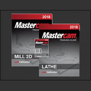 Mastercam 2018 - Mill 2D/Lathe