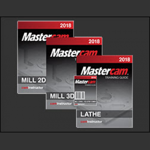 Mastercam 2018- Mill 2D&3D/Lathe