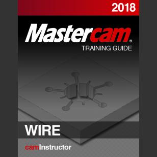 Mastercam 2018 - Wire