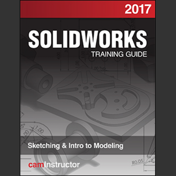 Preview of SOLIDWORKS 2017:Sketching & Intro to Modeling