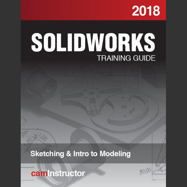 Preview of SOLIDWORKS 2018:Sketching & Intro to Modeling
