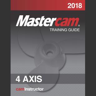 Mastercam 2018 4 Axis