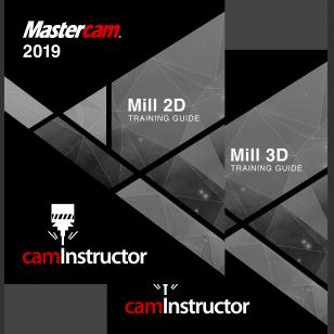 Mastercam 2019 - Mill 2D&3D