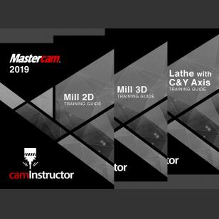 Mastercam 2019 - Mill 2D&3D/Lathe