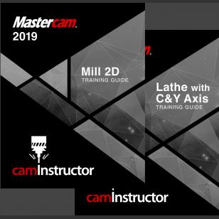 Mastercam 2019 - Mill 2D/Lathe